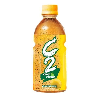 Picture of C2 Green Tea Lemon      ( 355 ML * 24 Bottle )