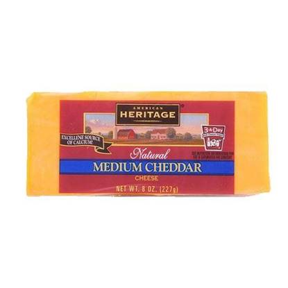 Picture of Heritage Mild Chedar Cheese   ( 227 GM * 12 Piece  )