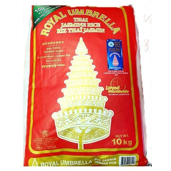Picture of Royal Umbrella Yellow  Rice ( 10 KG * 4 Bag )