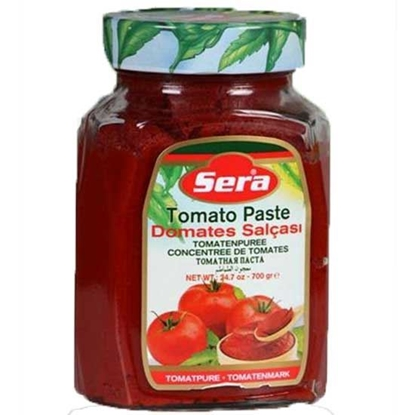 Picture of Sera Tomato Paste Canned  ( 830 GM * 12  Jar )