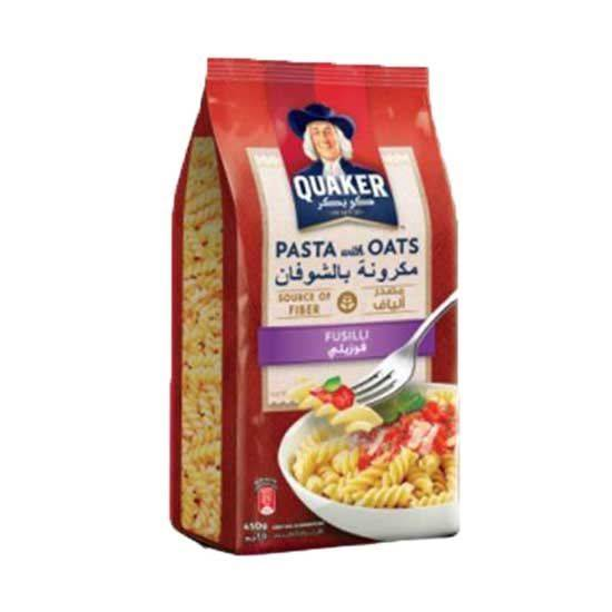Picture of Quaker Pasta Fusili with Oats ( 450 GM * 20 Pouch   )