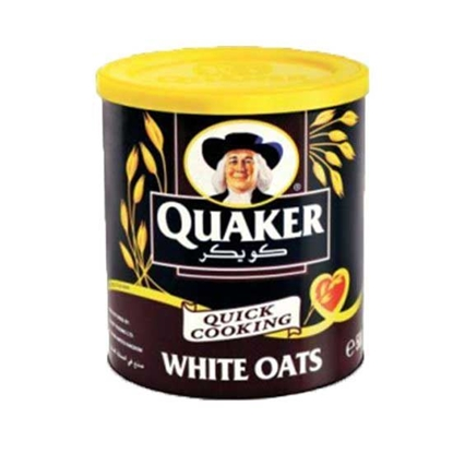 Picture of Quaker Oats (Tin)   ( 500 GM * 24 Cans   )