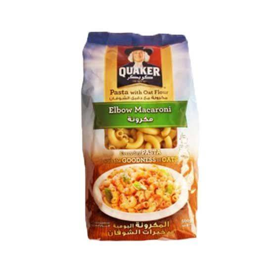 Picture of Quaker Elbow Macaroni with Oats ( 450 GM * 20 Pouch   )