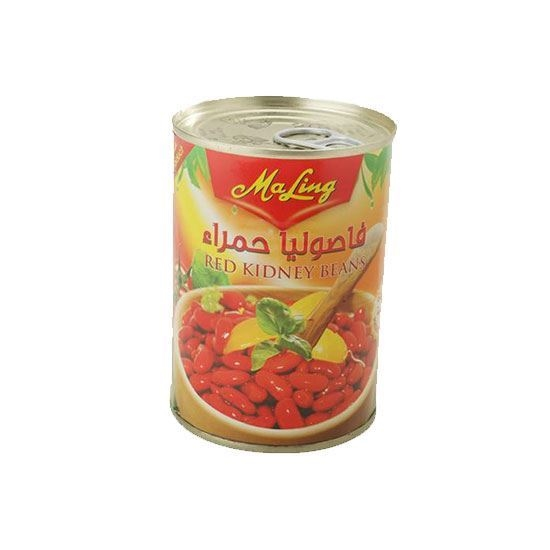 Picture of Maling Beans in Tomato Sauce Cans ( 142 GM * 48 Cans )