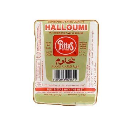 Picture of Pittas Halloumi Cheese   ( 250 GM * 40 Piece  )