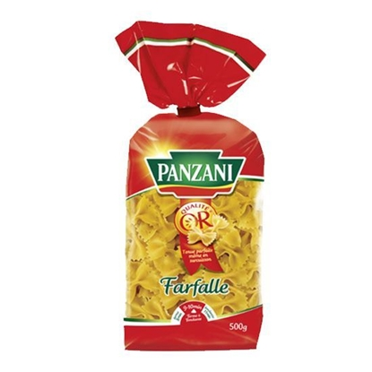 Picture of Panzani Butterfly Macaroni    ( 500 GM * 12 Pouch )
