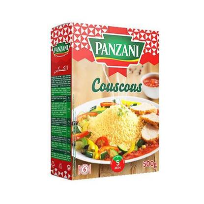 Picture of Panzani Couscousi( 500 GM*12 Box )