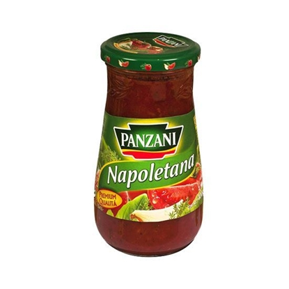 Picture of Panzani Napoltan   Macaroni Sauce (400 GM * 12 Jar )