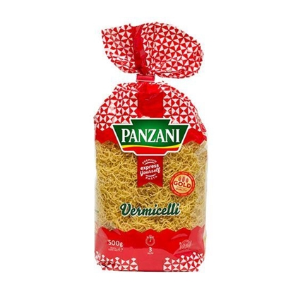 Picture of Panzani Long Cut Macaroni Express ( 500 GM * 12 Pouch )