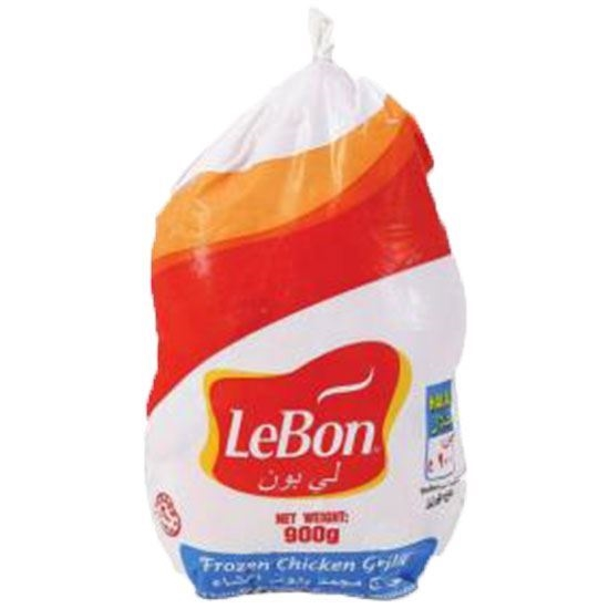 Picture of Lebon Frozen  Chicken    ( 900 GM *10 Piece )