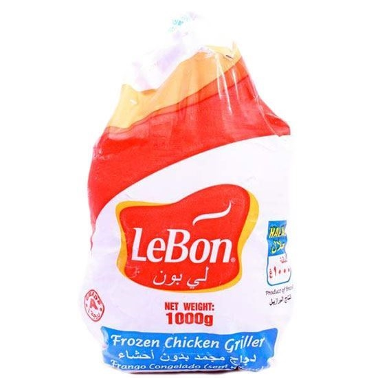 Picture of Lebon Frozen Whole Chicken(  1000 GM * 10  Pieces )