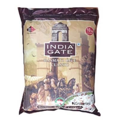 Picture of India Gate Classic Basmati Rice ( 10 KG * 4 Bag )