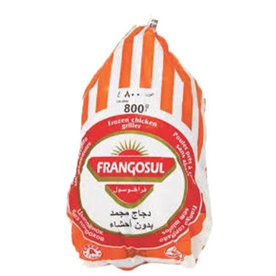 صورة دجاج مجمد فرانجسول ( 800 جم *  10 حبة )