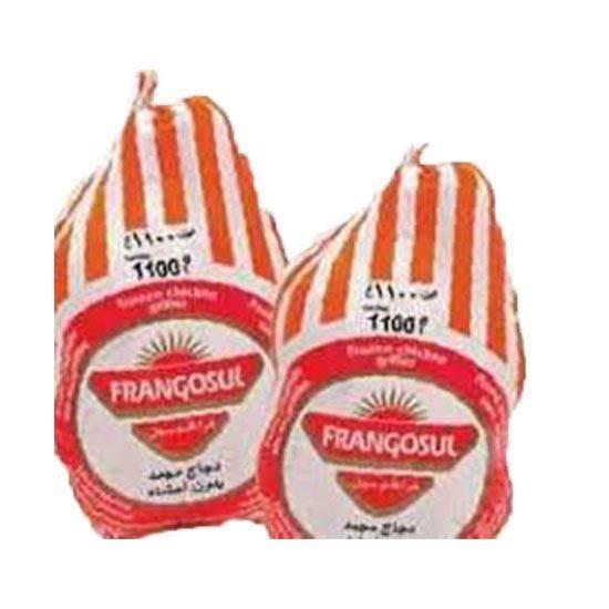 صورة ( دجاج كامل مجمد فرانجسول ( 1100 جم* 10 حبة