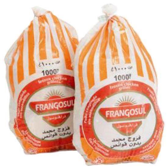 صورة ( دجاج كامل مجمد فرانجسول ( 1000 جم *  10 حبة