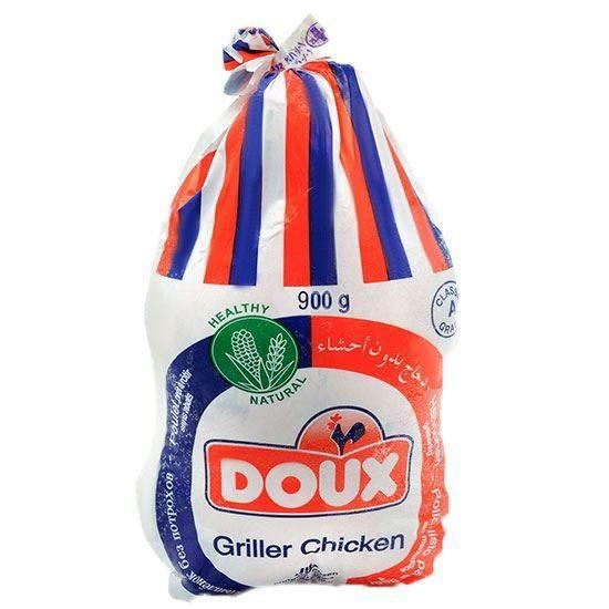 صورة ( دجاج كامل دو مجمد  ( 900 جم * 10 حبة