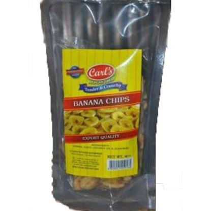 Picture of CARL'S SABANANA CHIPS       24 piece * 150 gm