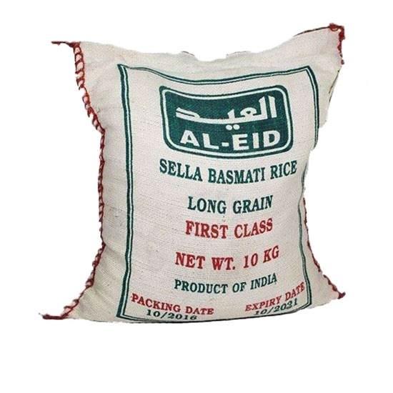 Thawaaq Kuwait Food marketplace  Al Eid Sella Basmati Rice ( 10 KG