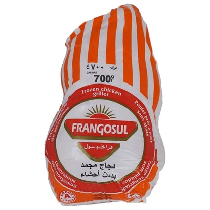 Picture of Frangsol Frozen Chicken      ( 700 GM * 10 Piece )
