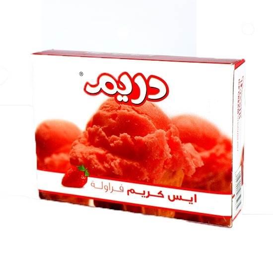 Picture of Dreem Ice Cream Strawberry  ( 80 GM * 144 Box )