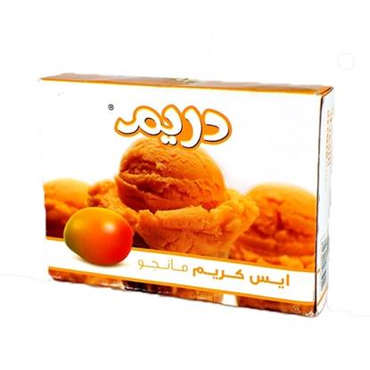 Picture of Dreem Ice Cream Mango  ( 80 GM * 144 Box )