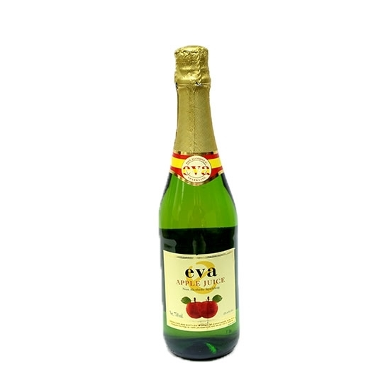 Picture of Eva Apple Juice  ( 750 ML * 12 Bottle )
