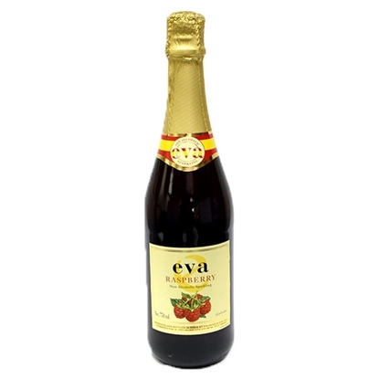 Picture of Eva Sparkling Raspberry Juice ( 750 ML * 12 Bottle )