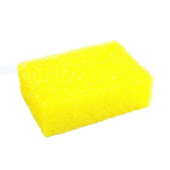 Picture of Dream Yellow Groved Sponge No.D-03 ( 12 Pieces * 10 Packet )