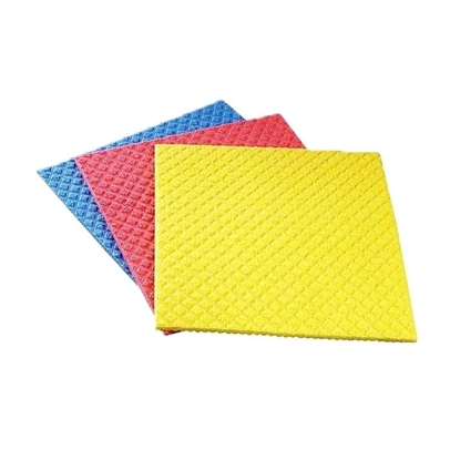 Picture of Dream Sponge Cloth Color Small Pack No.D-10 ( 3 Pieces * 60 Packet )