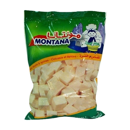 Picture of Montana Frozen Kolkas    (400 GM * 20 Pouch )