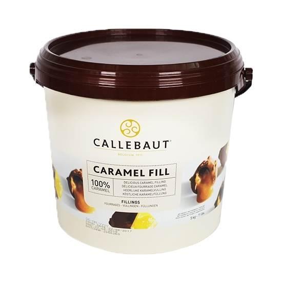 Picture of Callebaut Caramel Filling(5.000 KG *1 Pail )