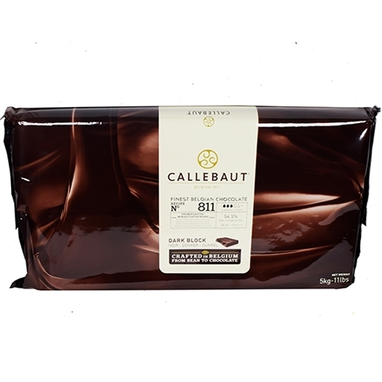 Picture of Callebaut Dark Chocolate Couverture (  5.000 KG * 1 Pouch )