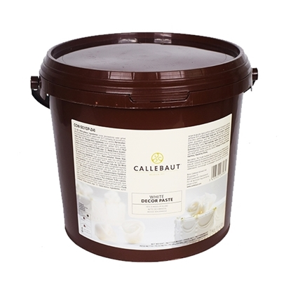 Picture of Callebaut White Icing Paste    (  7.000 KG * 1 Pail )