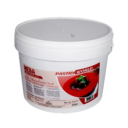 Picture of Fruit Filling Strawberry Fruit Pie       (  9.070 KG * 1  Pail )