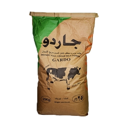 Picture of Gardo Full Cream Milk Powder(  25 KG * 1 Bag )