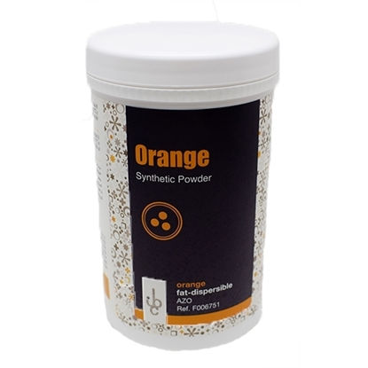 Picture of IbC/Belgium Orange Color Powder     ( 100 GM * 1 Can )