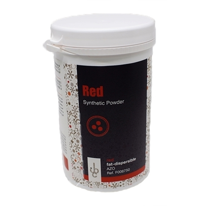 Picture of IbC/Belgium Red Color Powder   ( 100 GM * 1 Can )