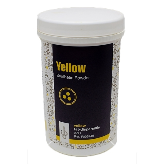 Picture of IbC/Belgium Yellow Color Powder    ( 100 GM * 1 Can )