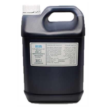 Picture of Liverbrook Chocolate Color & Flavor( 1 Liter * 1 Gallon )