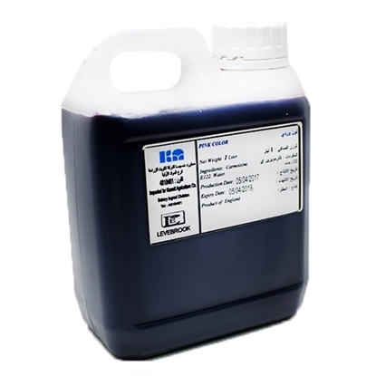 Picture of Liver brook Pink Color Liquid ( 1 Liter * 1 Gallon )