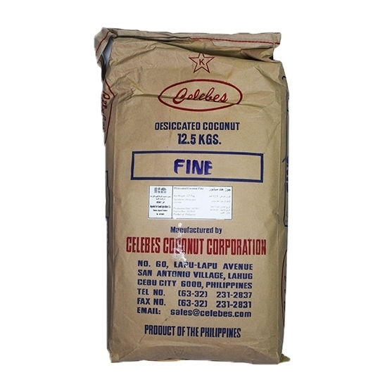 Picture of Philippines Desiccated Coconut         (  12.500 KG * 1 Pouch )