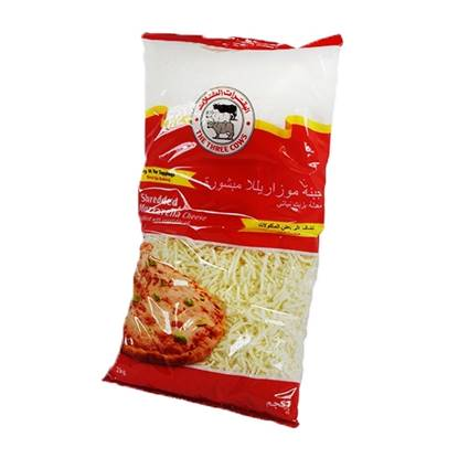 Picture of Pizza Top Mozzarella Shredded        ( 2.000 KG * 1 Pouch )