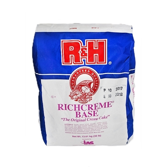 Picture of R&H Rich Cream Base       (  13.610 KG * 1 Pouch )