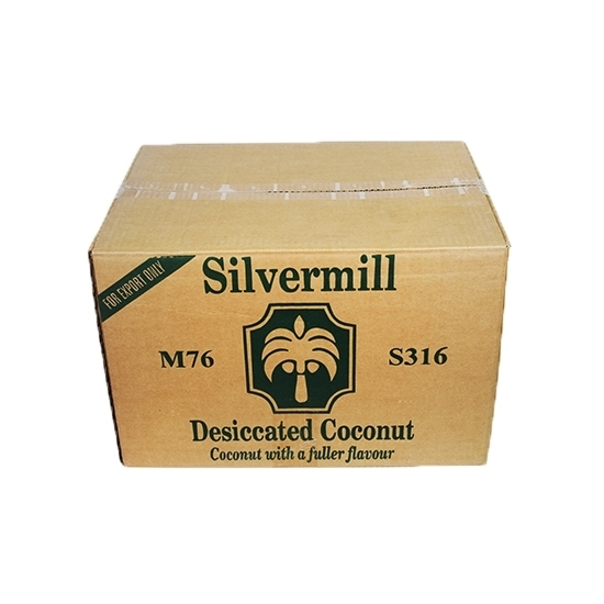 Picture of Silver Mills Toasted Coconut Flakes India    (  11.340 KG * 1 Pouch )