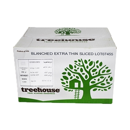 Picture of Tree House X'thin Flaked Almonds (  11.340 KG * 1 Carton )