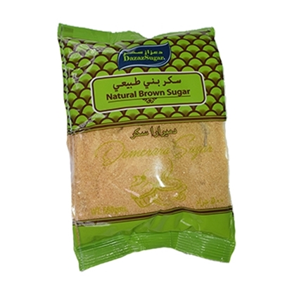 Picture of Sweety Dark Brown Sugar Pouch( 500 GM * 24 Pouch )