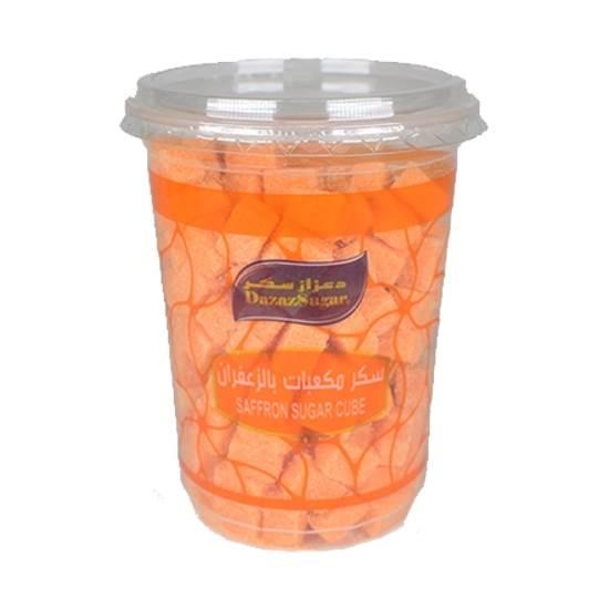 Picture of Dazaz  Saffron Sugar Cubes( 500 GM * 24 Cup )