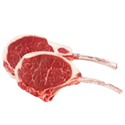 Picture of Frozen Lamb Chops with bone -Per KG