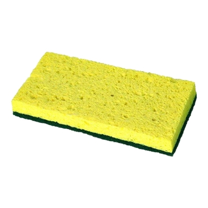 Picture of Dream Spong with Scrubber No.D-06  ( 5 Pieces * 30 Packet )