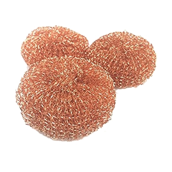 Picture of Dream Pot Cleaner Copper No.D-12 ( 3 Pieces * 120 Packet )
